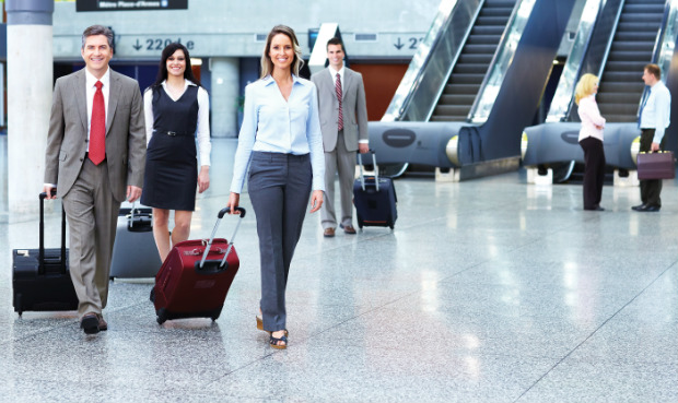 Business Travellers – Eat Well and Stay Fit