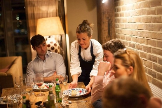 Don't fancy doing the dinner tonight? Then hire a chef