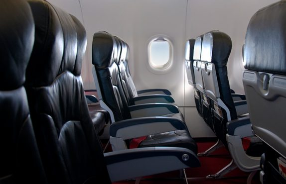 How I Managed to Land a Business Class Seat